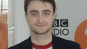 Image for Steve chats to Daniel Radcliffe