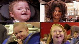 Image for BBC Children in Need - helping children smile all around the UK