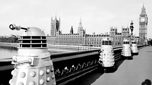 Image for Doctor Who at 50 - designing the Dalek invasion