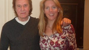 Image for Ray Davies talks with Laura