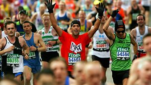 The London Marathon LIVE