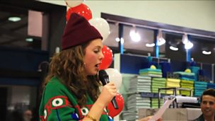 Image for Fiona's Christmas Rap!