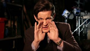 Image for Matt Smith: Happy Anniversary, Doctor Who!