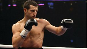Image for Carl Froch on his future