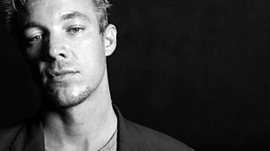 Image for Diplo's first show for Radio 1 and 1Xtra!