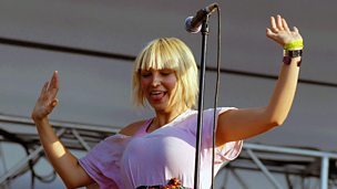 Image for Sia chats with Jo Whiley