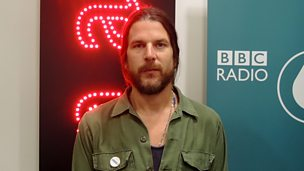 Image for Jonathan Wilson speaks to Radcliffe and Maconie