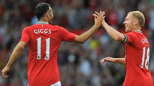 Image for Scholes on Giggs and United