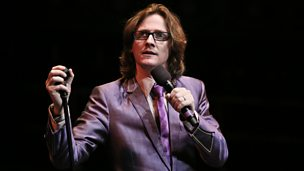 Image for Ed Byrne chats to Radcliffe and Maconie