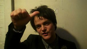 Image for Backstage Buzzcocks: Jamie Cullum
