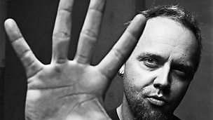 Image for Lars Ulrich talks to Daniel P Carter