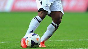 Swansea v Manchester Utd
