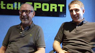 Image for talkSPORT: co-radio presenter relationship