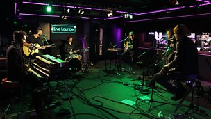 Image for OneRepublic - Love Me Again in the Live Lounge