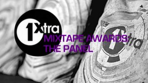 Image for 1Xtra Mixtape Awards Nominations Panel