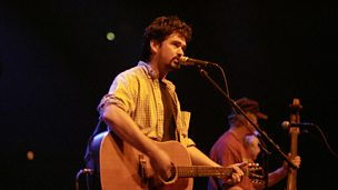 Image for Slaid Cleaves live in session for Bob Harris
