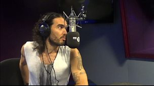 Image for Russell Brand does
