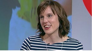 Image for Great British Bake Off winner Frances Quinn