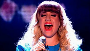 Image for Leah McFall sings 'Loving You'