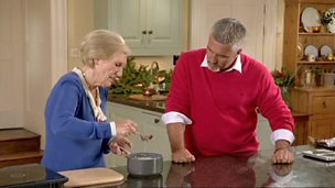 Image for Mary Berry's chocolate ganache