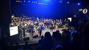 Image for Producer Anthony Cherry on staging a bold, ambitious Friday Night concert, celebrating the music of Ireland