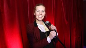 Image for 4 Minute Comedy - Sara Pascoe