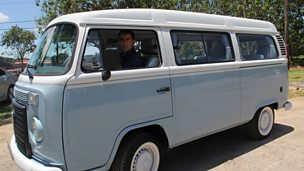 Image for VW Kombi: The end of a motoring era