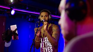 Image for Jason Derulo - Hold On, We're Going Home in the Live Lounge
