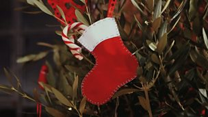 Image for How to make a Christmas stocking