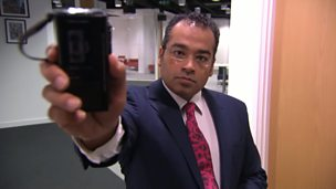 Image for Krishnan Guru-Murthy: The hunt for the missing episode