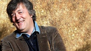 Image for Stephen Fry speaks to Simon Mayo