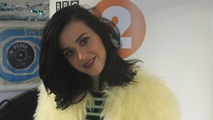 Image for Katy Perry chats to Steve Wright