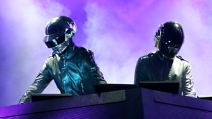 Image for Radio 1's Essential Mix @ 20: Daft Punk