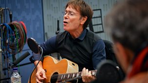 Image for Cliff Richard performs 'Move It' on Loose Ends.