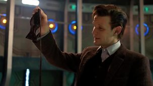 Image for Doctor Who: The Eleventh Doctor Regenerates… The Twelfth Doctor Appears!
