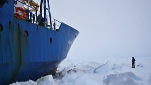 Image for The Return to Mawson's Antarctica - Part Three