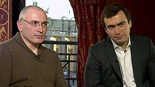 Image for Khodorkovsky: How prison changed me