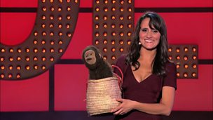 Image for Nina Conti and her non-human co-host