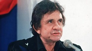 Image for Johnny Cash's lost album 'a work of art', says son