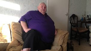 Image for Obese Britain: Steve's Story Pt 1