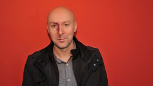 Image for Christopher Brookmyre: Celebrity Interview