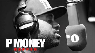 Image for Fire In The Booth - P Money
