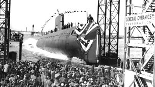 Image for World's First Nuclear-Powered Submarine