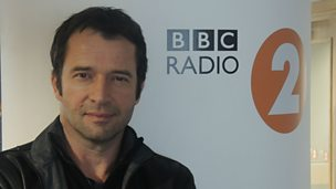 Image for James Purefoy chats to Steve Wright