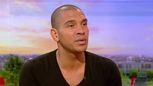 Image for Collymore: Twitter 'hiding' from social responsibility