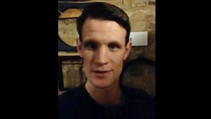Image for A Message from Matt Smith