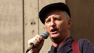 Image for Billy Bragg chats with Tom Robinson