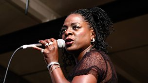 Image for Sharon Jones chats with Craig Charles