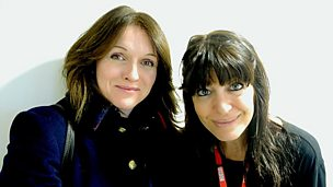 Image for Dervla Kirwan talks to Claudia Winkleman