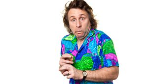 Thanks a Lot, Milton Jones!